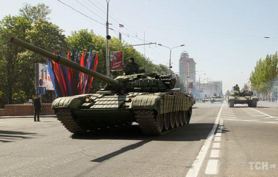 Від початку доби бойовики на Донбасі шість разів обстріляли позиції ЗСУ