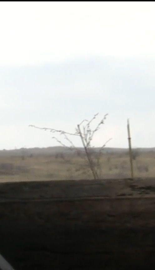 Украинское войско нанесло ответный удар на активные обстрелы боевиков