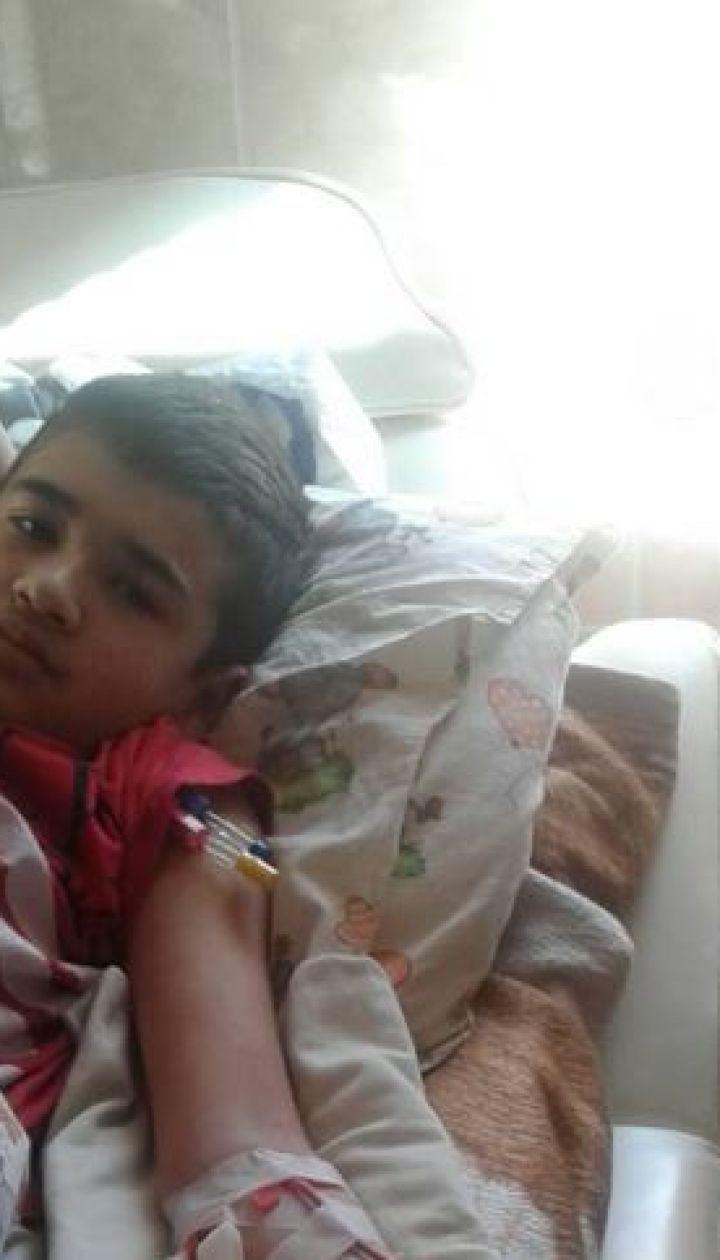 Родители Вячеслава просят помочь собрать средства на трансплантацию почки для сына