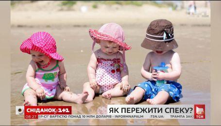 Як уникнути шкідливого впливу спеки - кардіолог і терапевт Ольга Скуратович