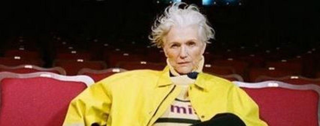 Стильная и дерзкая: 70-летняя Мэй Маск снялась в новой фотосессии