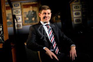 """Легенда """"Ліверпуля"""" Джеррард очолив відомий клуб із Шотландії"""
