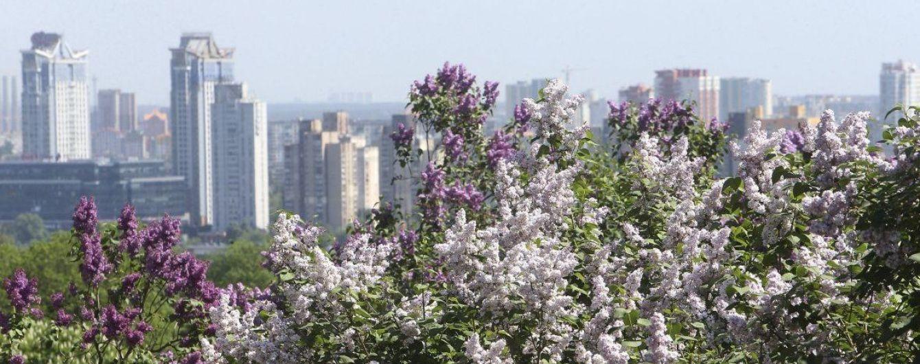 В Украине начнет теплеть. Прогноз погоды на 22 мая