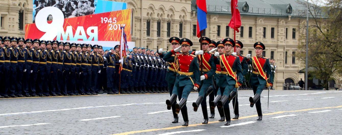 Молдова просить Росію не влаштовувати військовий парад у Придністров'ї