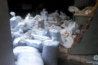На Сумщине под видом продуктов масштабно продавали сырье для наркотиков
