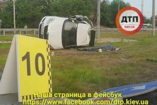 На столичной Окружной дороге произошла смертельная авария