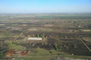 Не горит, но тлеет. На военном полигоне в Балаклеи до сих пор не потушили возгорание