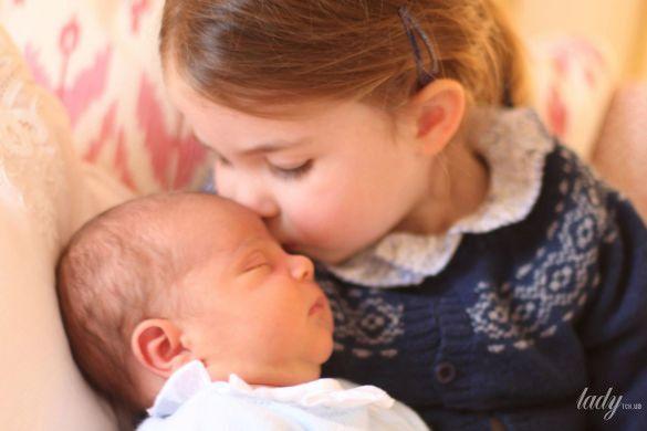 Принцесса Шарлотта и принц Луи_4