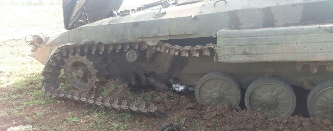 Під Горлівкою українські військові потрапили у засідку бойовиків, загиблі є в обох сторін