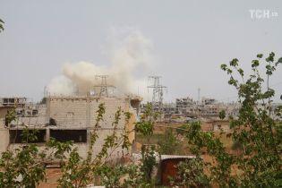 """Ирак нанес новые авиаудары по позициям """"ИГ"""" в Сирии"""