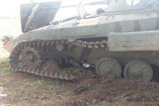 Под Горловкой украинские военные попали в засаду боевиков, погибшие есть у обеих сторон