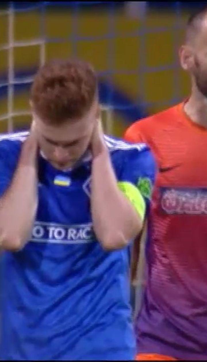Динамо - Мариуполь - 1:1. Как киевляне потеряли надежду на чемпионство