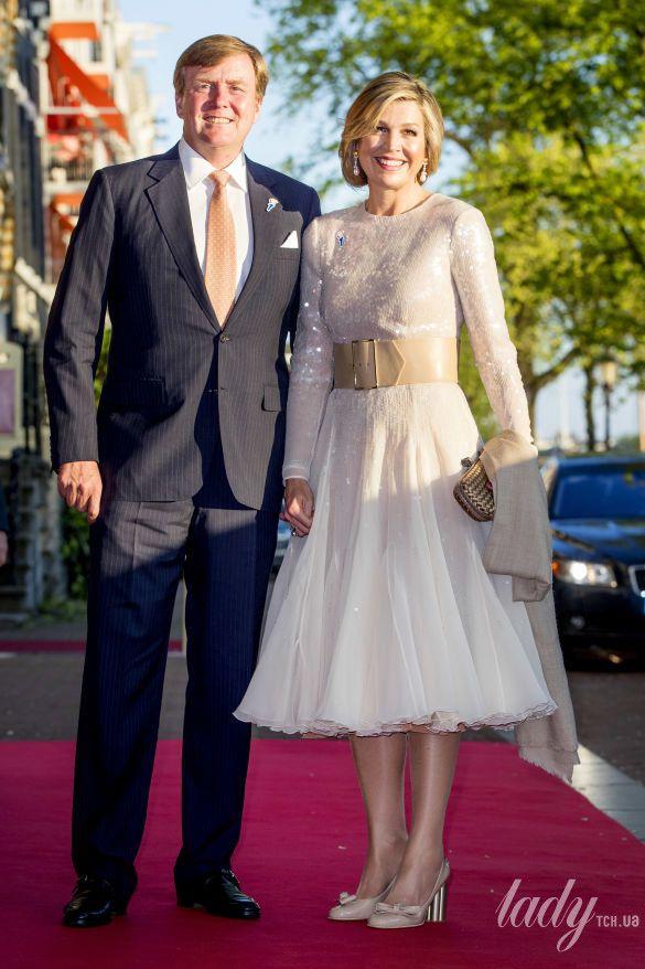 Королева Максима и король Виллем Александр_2
