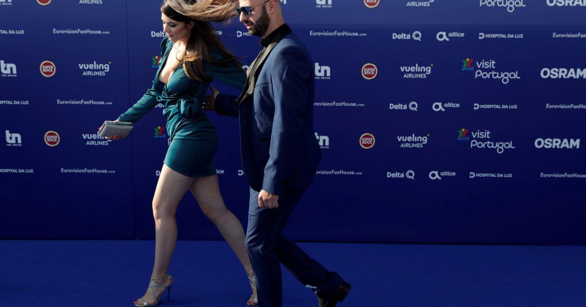 Представители Македонии @ eurovision.tv