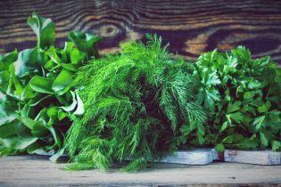 Как полюбить зелень и зачем