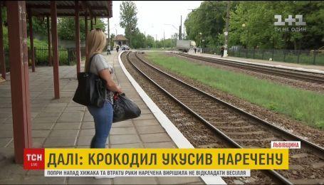 На Львівщині люди вдруге перекрили колію через те, що їм не вистачає місця в електричці