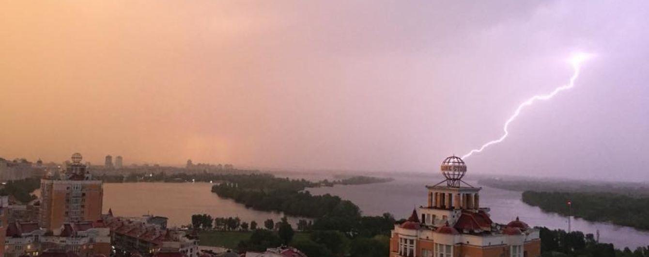 В Украине объявили штормовое предупреждение: будут опасные грозы