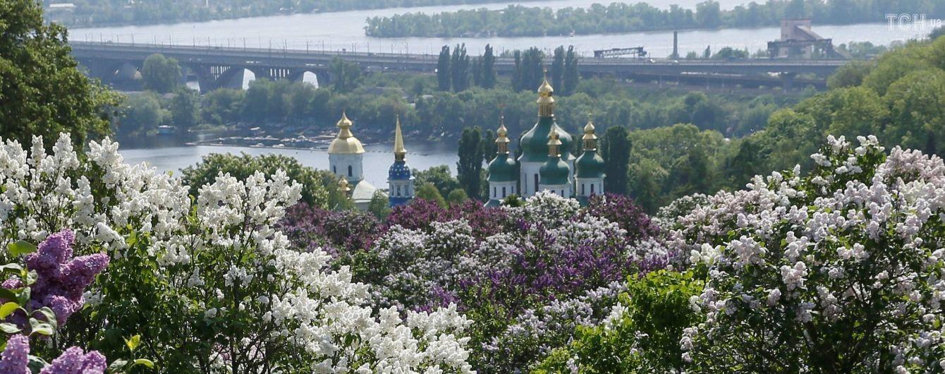 В Украине продлится сезон грозовых дождей. Прогноз погоды на 9-13 мая