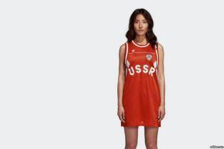 Adidas оказался в эпицентре громкого скандала из-за платья с советской символикой