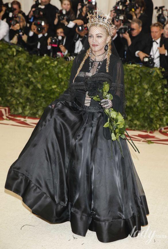 Мадонна на  Met Gala-2018_2
