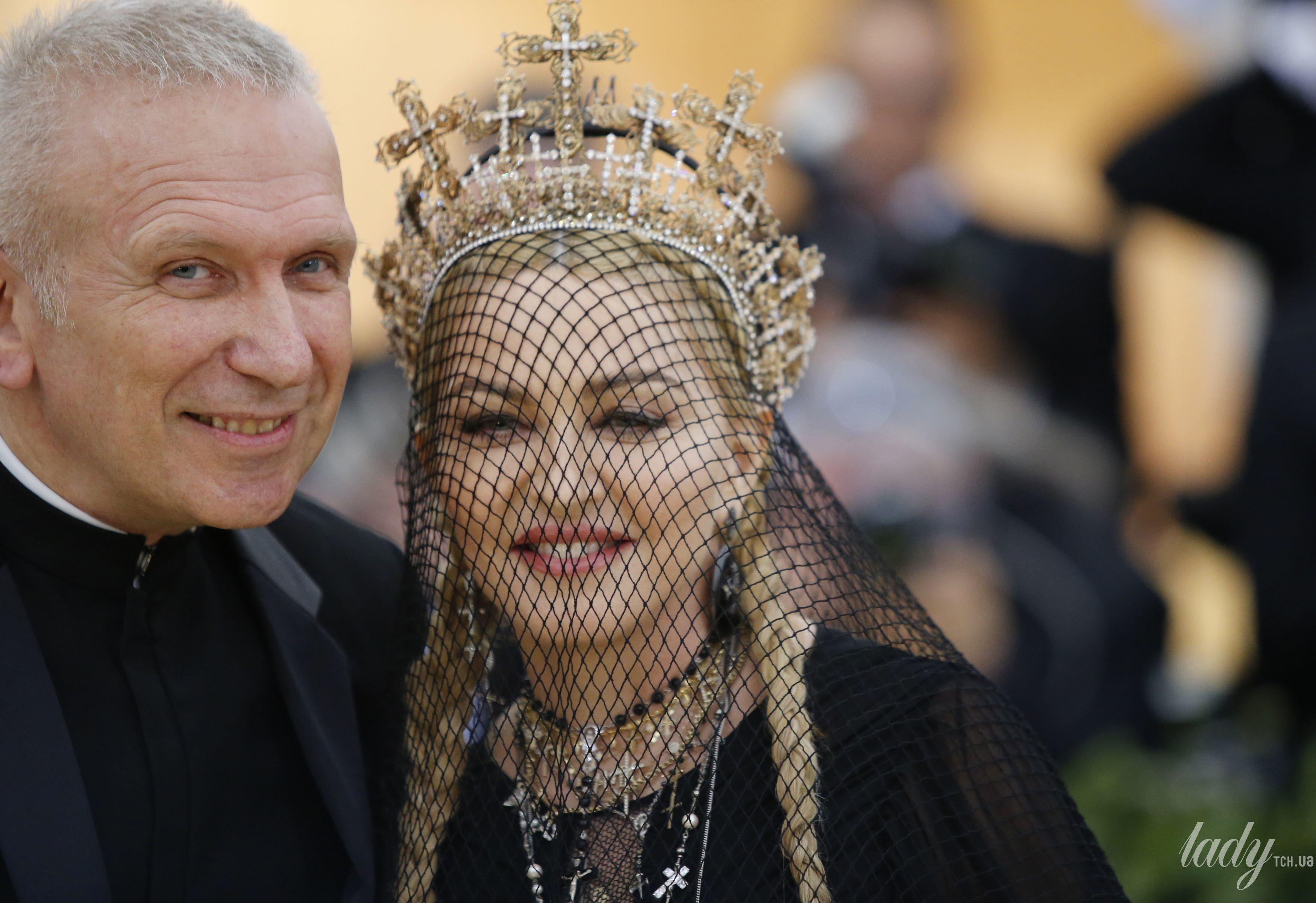 Мадонна на  Met Gala-2018_5