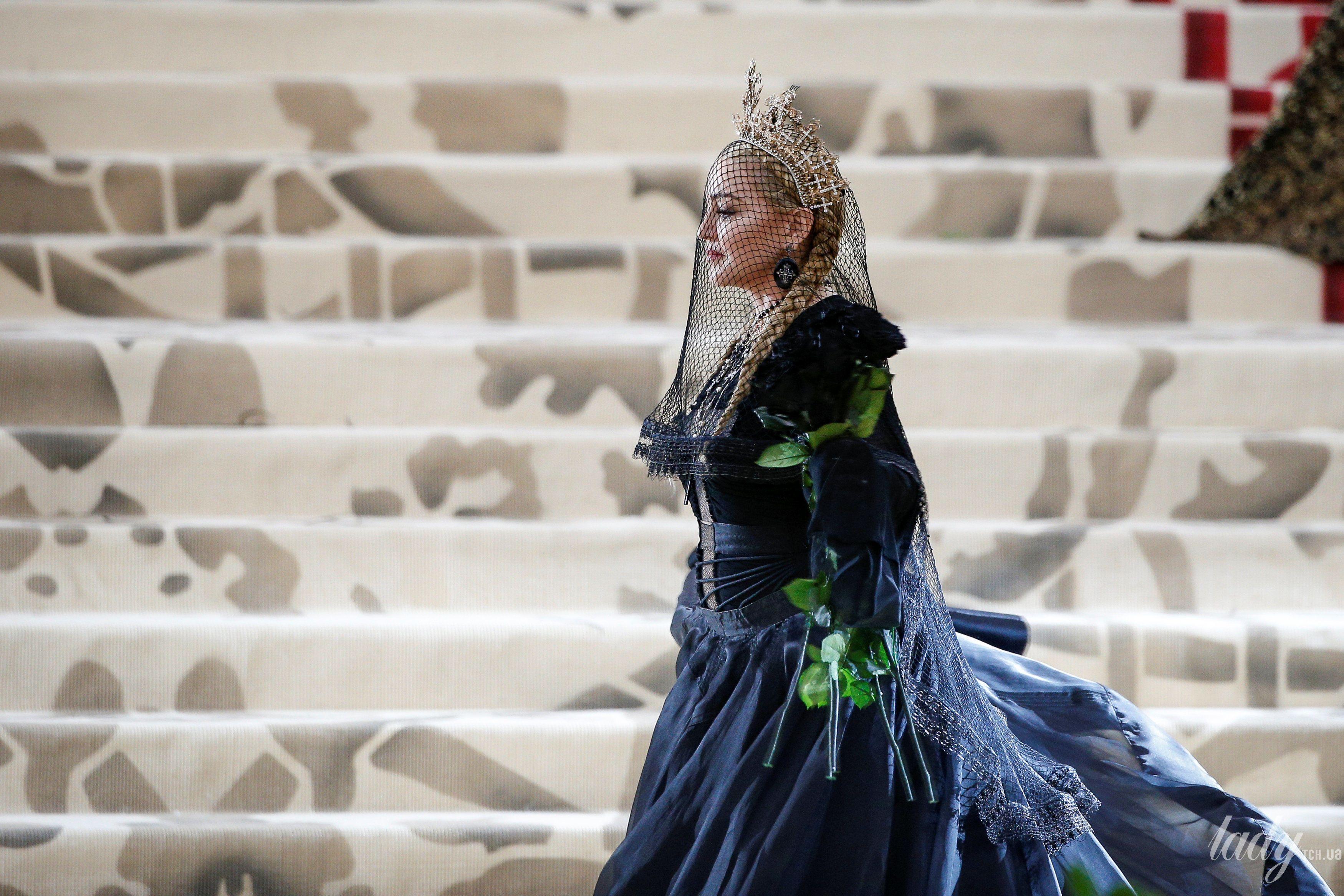 Мадонна на  Met Gala-2018_7
