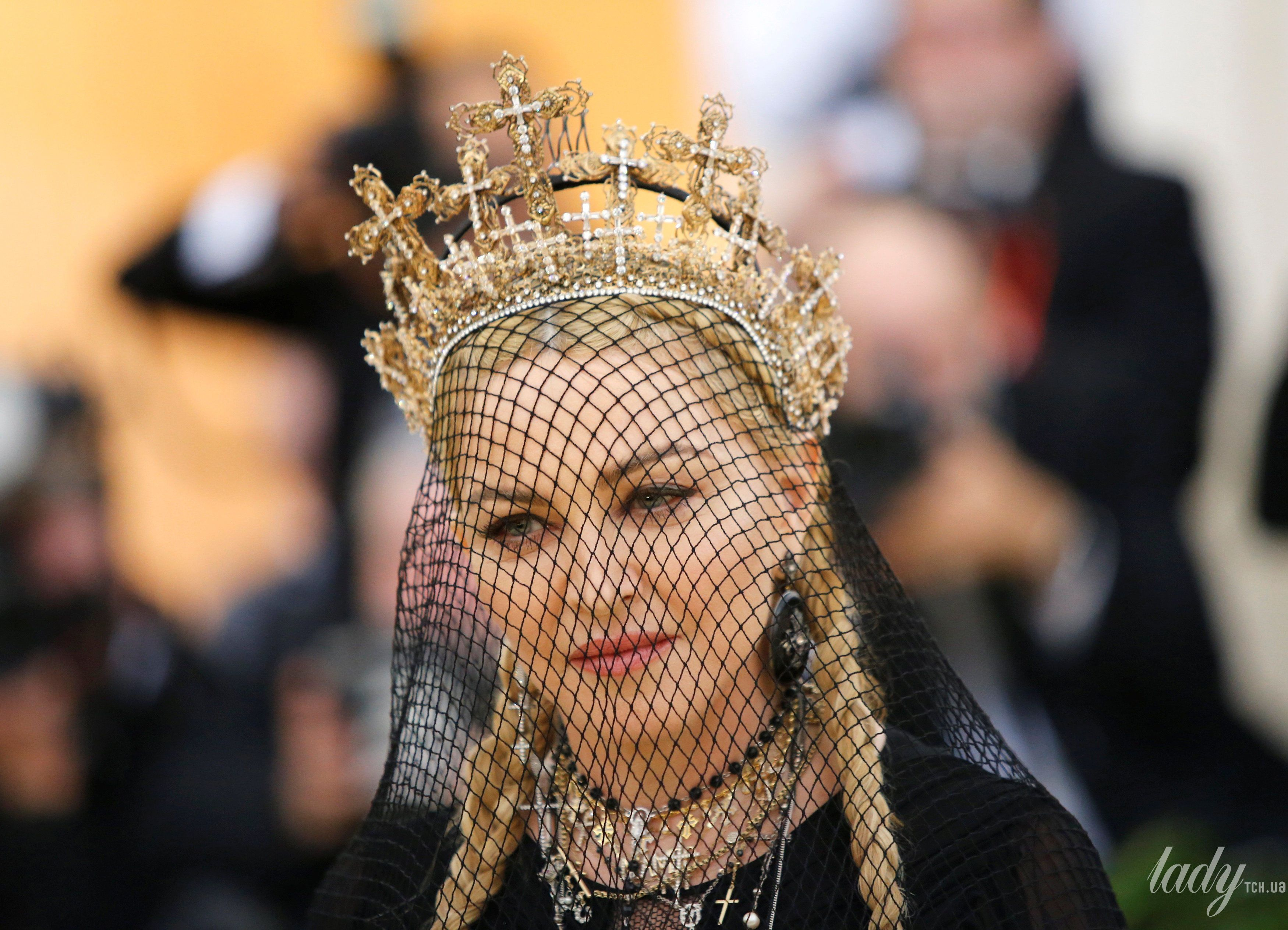 Мадонна на  Met Gala-2018_4