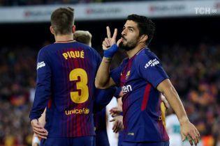 """Суарес зізнався, що порушував правила під час голу у ворота """"Реала"""""""