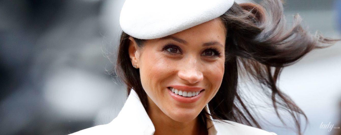 Считанные дни до королевской свадьбы: журналисты узнали, в каком платье выйдет замуж Меган Маркл