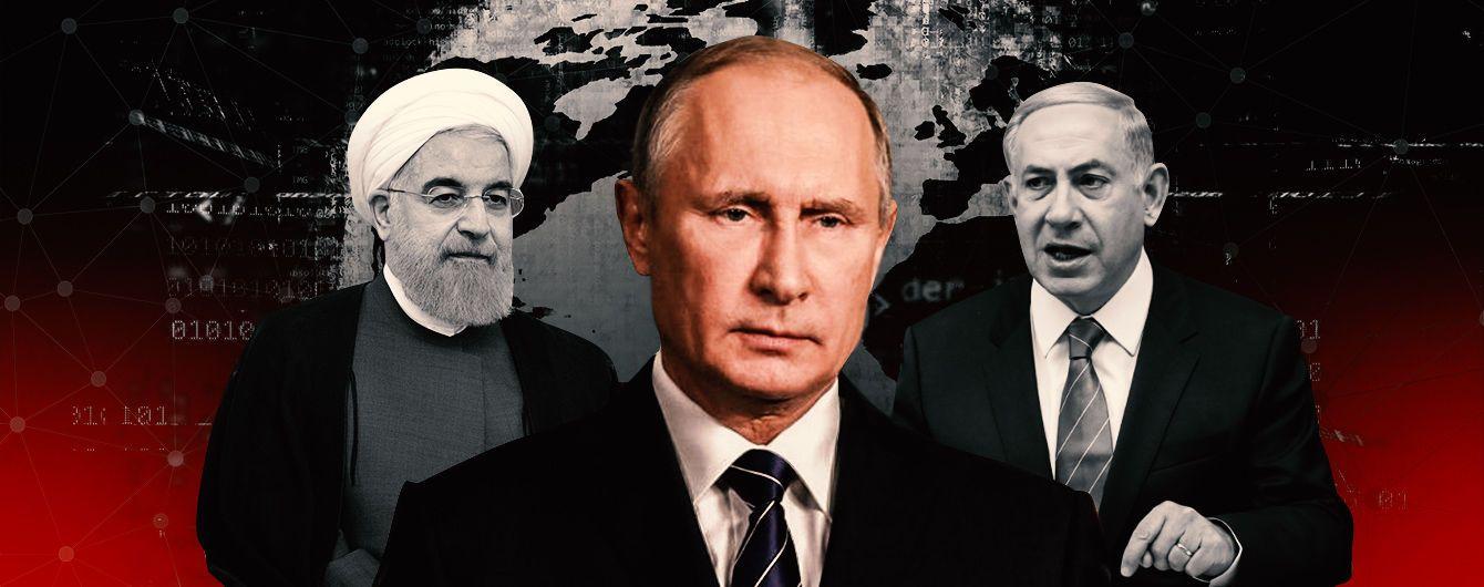 Чи може Росія слугувати чесним посередником між Ізраїлем та Іраном?