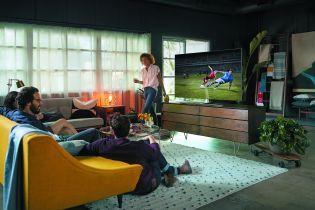 Телевізори Samsung QLED 2018 року: новий рівень задоволення від перегляду