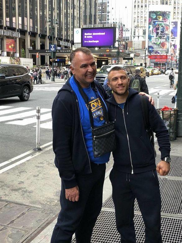 Ломаченко в Нью-Йорку_1