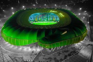 That is sick: пользователи соцсетей потрясены стадионом-крокодилом в Турции