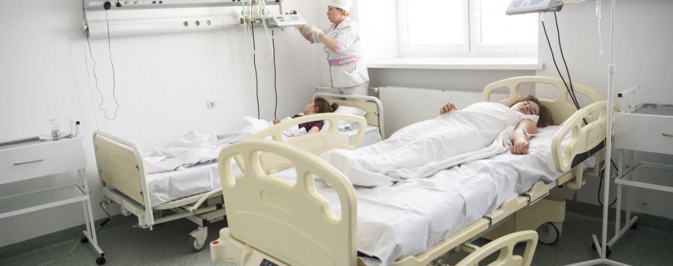 В Черкассах после отравления в школе 58 детей и взрослых до сих пор находятся в больнице