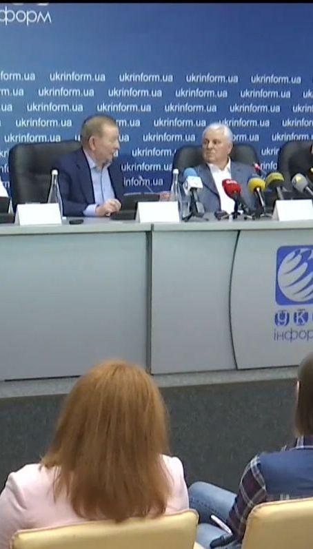 Екс-президенти України висловились щодо автокефалії для помісної Української церкви