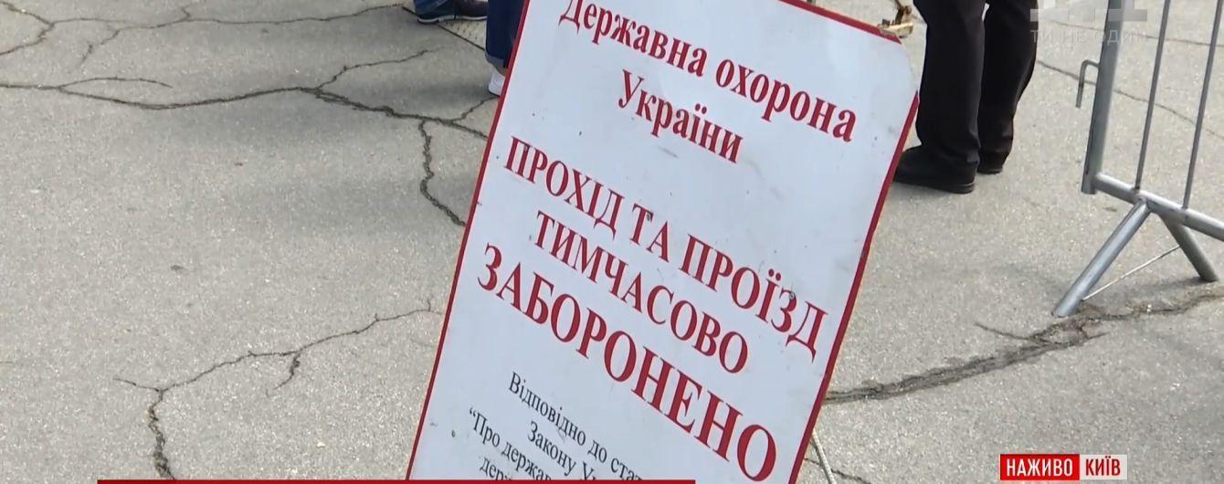 Киевляне сетуют на строгие меры безопасности 8 и 9 мая