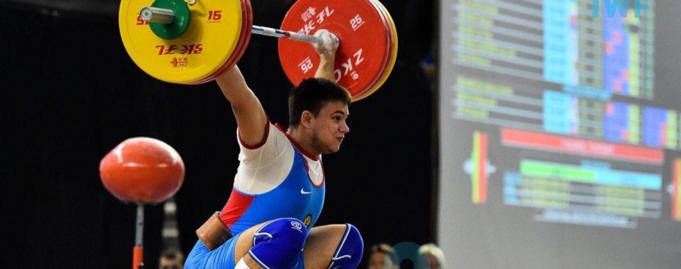 Российского тяжелоатлета дисквалифицировали на четыре года за допинг