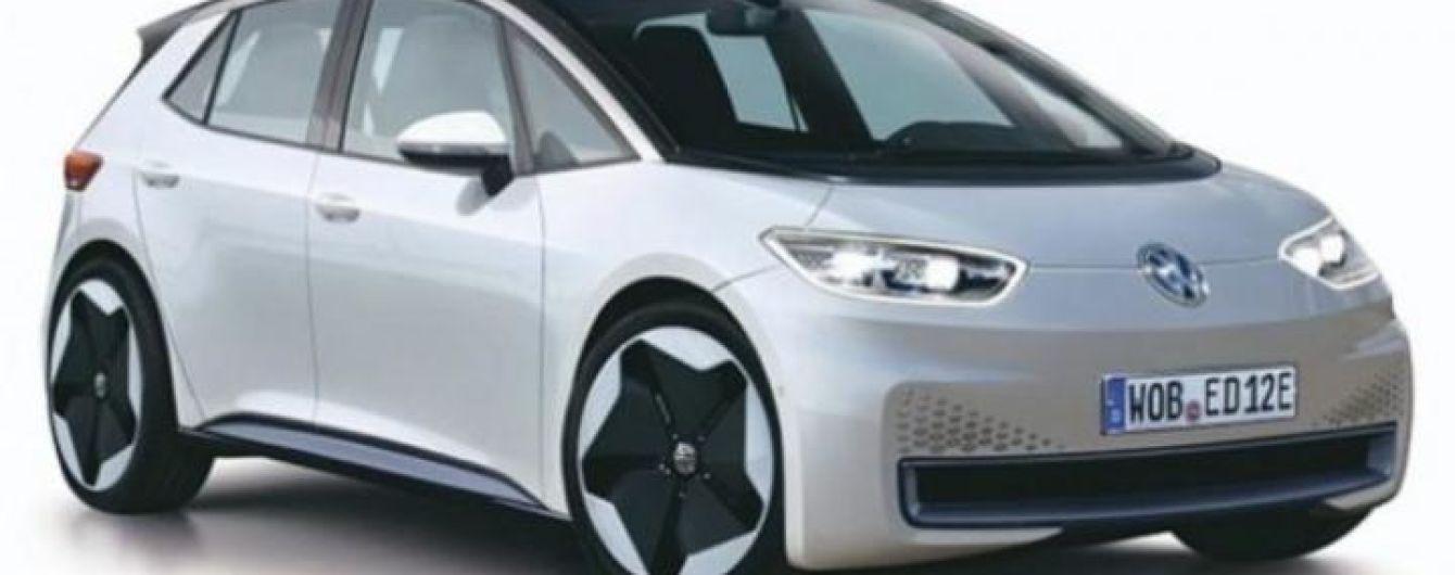 Volkswagen анонсировал появление дальнобойного электрокара за 25 тысяч евро