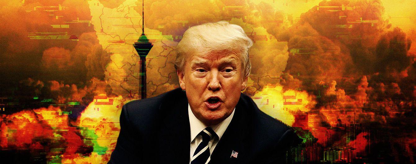 Иран: на неизведанной территории