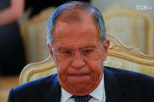 """Лавров висунув умову зустрічі лідерів країн """"нормандської четвірки"""""""