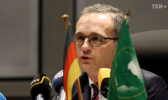 Глава МЗС Німеччини виступив із заявами про Україну по завершенні візиту Путіна