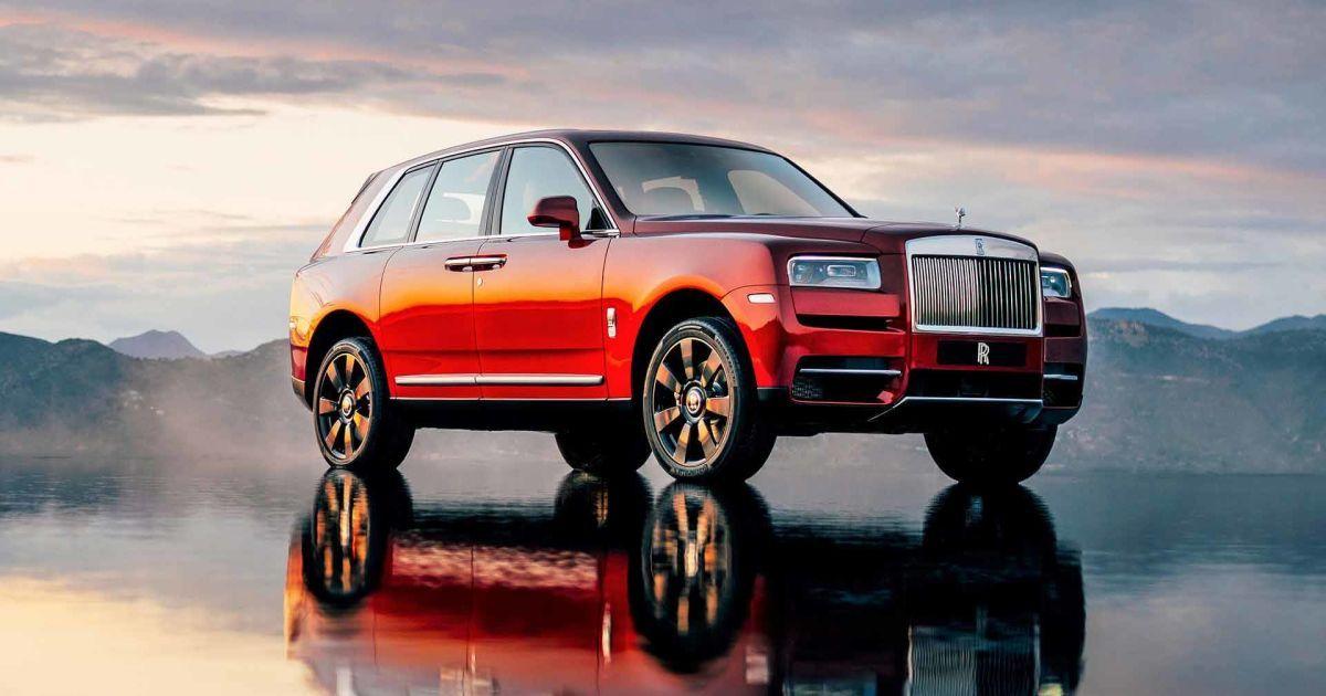 @ Rolls-Royce Motor Cars
