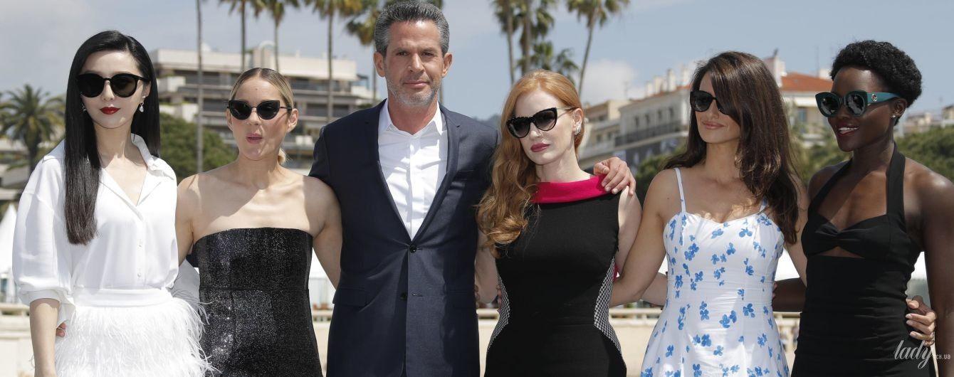 Великолепные красотки: 5 знаменитых актрис в шикарных нарядах на фотоколле в Каннах