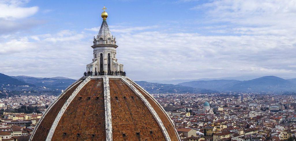 Флоренція, Тоскана, Франція, собор