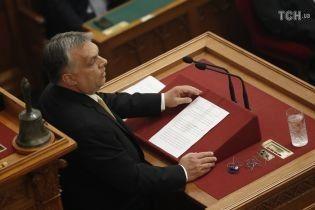 Прем'єр Угорщини заявив про неможливість будь-яких домовленостей із чинною владою України