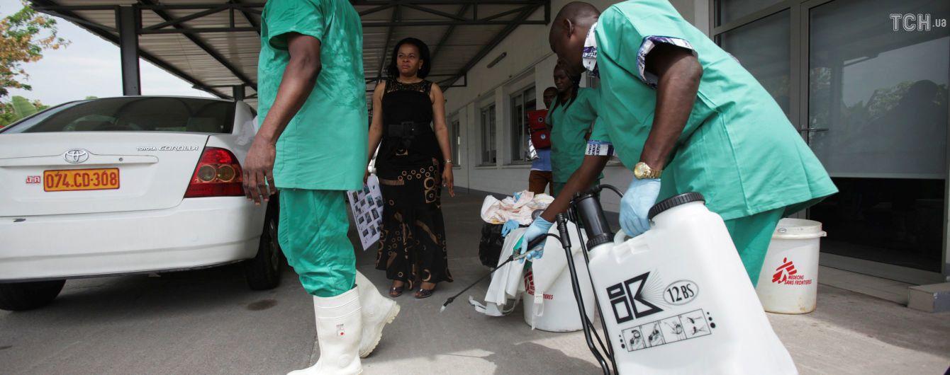 В ДР Конго умер первый человек от новой вспышки Эболы