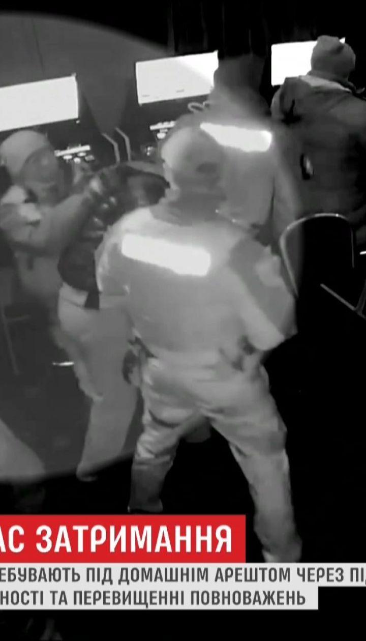 Во Львове избрали меру пресечения патрульным, которых обвиняют в убийстве по неосторожности
