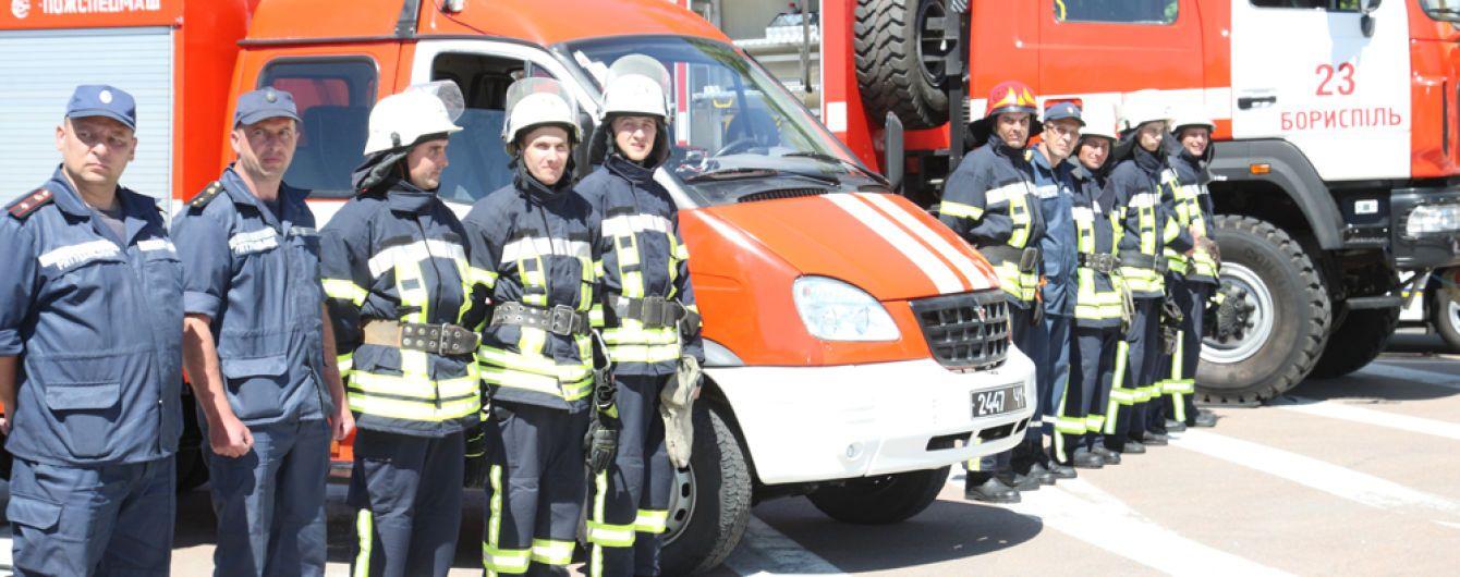 800 спасателей, плавсредства на Днепре, проверка на взрывчатку. Как приготовилась ГСЧС к Лиге чемпионов