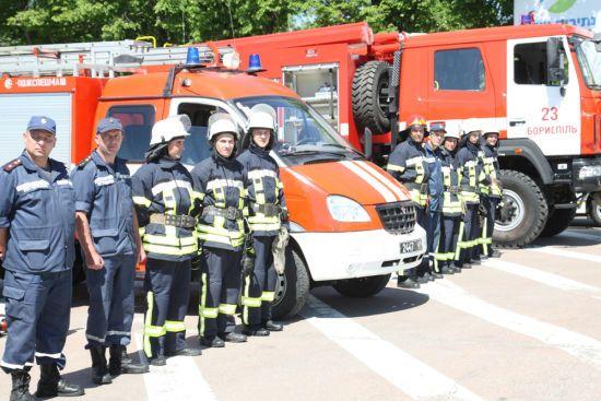 Киян просять не панікувати через сирени: рятувальники проводитимуть масштабні навчання