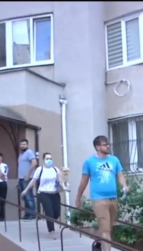 Понад півсотні людей евакуювали з одеської багатоповерхівки через пожежу у підземному паркінгу